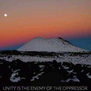 """Unity is the enemy of the oppressor.""- Dustin Barca"
