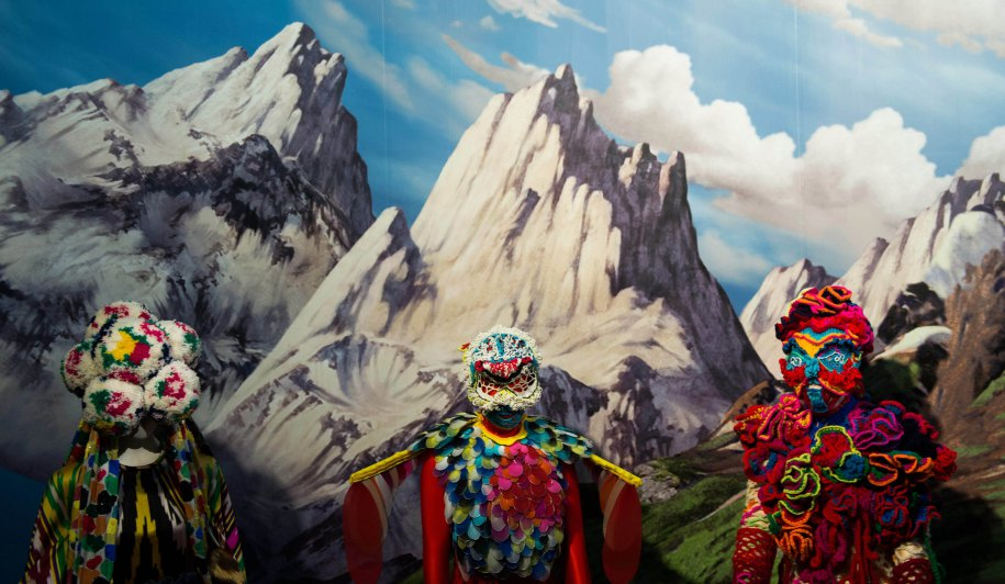 Bjork Exhibit at MoMA in New York