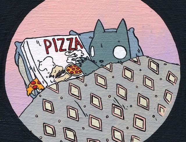 Deth Pizza Sun